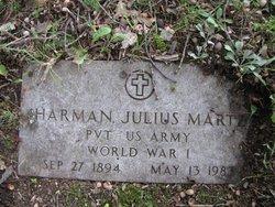 Harman Julius Martz