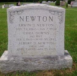 Cora <i>Downs</i> Newton