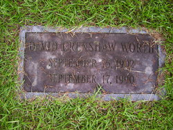 David Crenshaw Worth