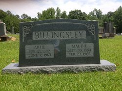 Maudie <i>Fudge</i> Billingsley
