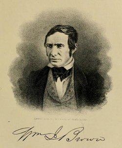 William John Brown