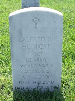 Alfred F. Heinicke