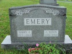 Clara Ellen <i>Keister</i> Emery