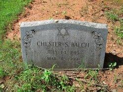 Chester S Balch