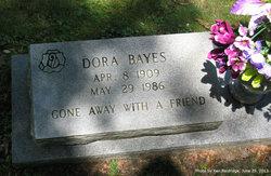 Dora <i>Reed</i> Bayes