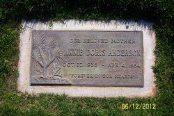 Annie Doris Anderson