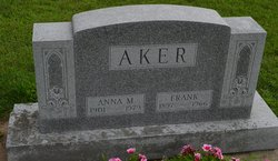 Anna Marie <i>Murphy</i> Aker
