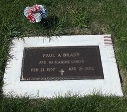Paul Allen Brady