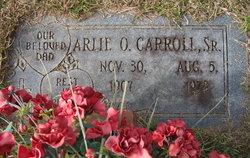 Arlie O. Carroll, Sr