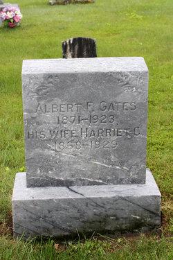 Harriet C <i>Neilous</i> Gates
