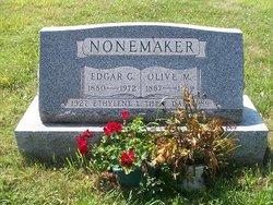 Olive May <i>Snyder</i> Nonemaker