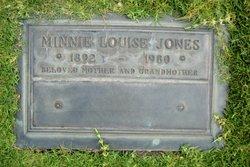 Minnie Louise <i>Moore</i> Jones