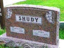 Caroline J Shudy