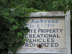 Saint Ambrose Catholic Cemetery