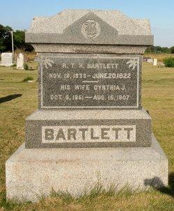 Rufus Thompson Hall Bartlett