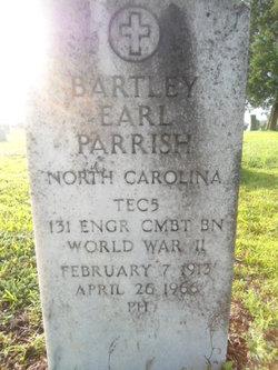 Bartley Earl Parrish