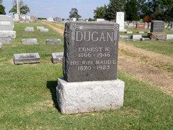 Maud Eliza <i>McCluney</i> Dugan