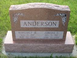 Margaret M. <i>Foley</i> Anderson