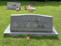 Fannie Curry <i>Cornwell</i> Furse