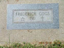 Frederick Goos