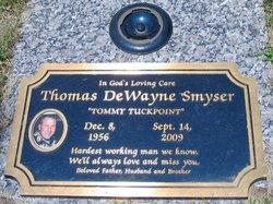 Thomas Dewayne Tucker Smyser