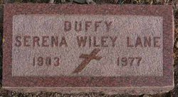 Serena Bridget <i>Duffy</i> Wiley Lane