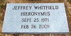 Jeff Whitfield Fish Hieronymus