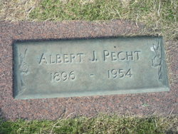 Albert J Pecht