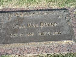 Iola Mae Bishop