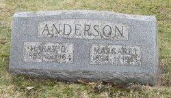 Margaret M <i>Anderson</i> Anderson