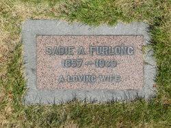 Sarah Alma Sadie <i>Boedel</i> Furlong