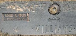 Louis Almer Bud Williams