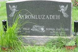 Donna <i>Sattler</i> Ayromluzadeh