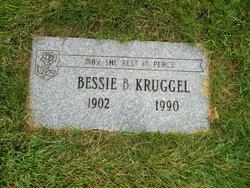 Bessie B Kruggel
