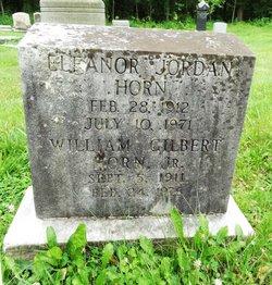 Eleanor <i>Jordan</i> Horn