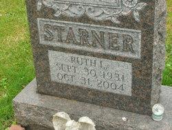 Ruth Lillian <i>Schrader</i> Starner