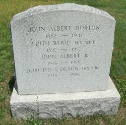 Edith <i>Wood</i> Horton