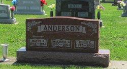 Marjorie Geneva <i>Nevins</i> Anderson