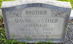 David Esther Branch