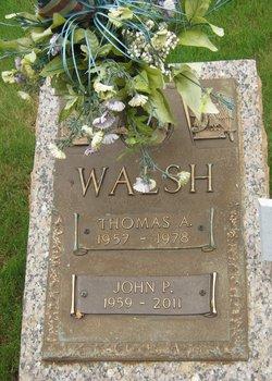 Thomas A. Walsh