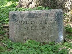 Magdalena <i>Ort</i> Andrews