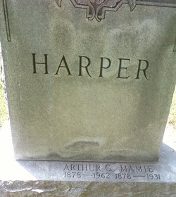 Arthur G Harper