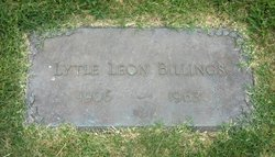 Lytle Leon Billings