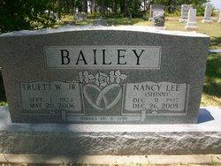 Truett W. Bailey, Jr