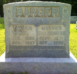 Martha Ellen <i>Caviness</i> Barger