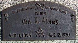 Ira Raphael Adams