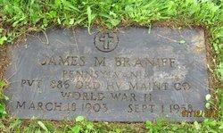 James M Braniff