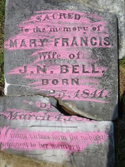 Mary Francis Bell