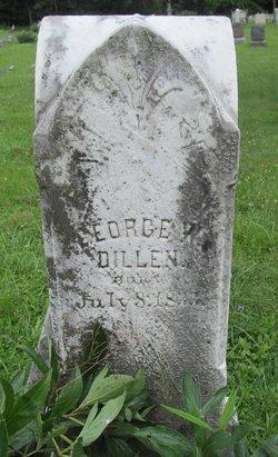 George W Dillen