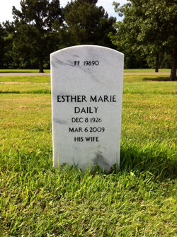 Esther Marie <i>Lindquist</i> Daily
